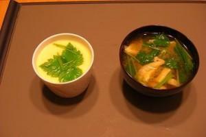 三つ葉料理